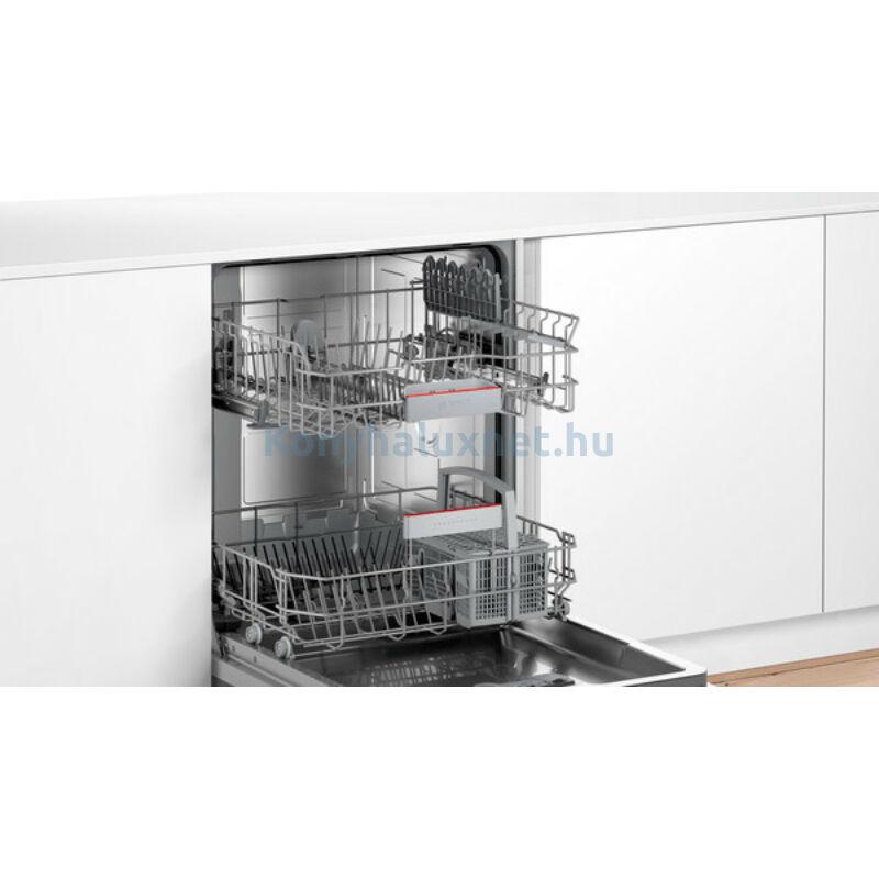 Bosch SGV4HTX31E teljesen beépíthető mosogatógép