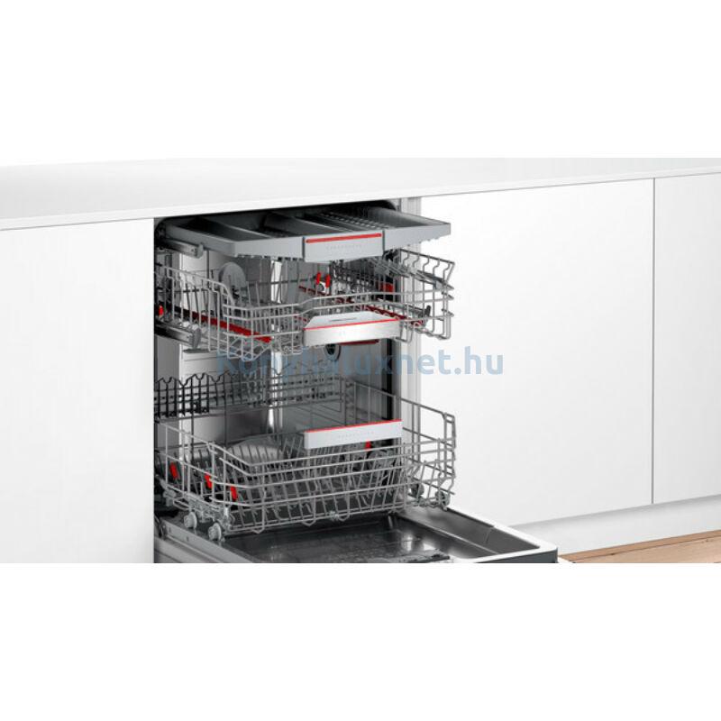 Bosch SMI6ZCS49E beépíthető mosogatógép Zeolith