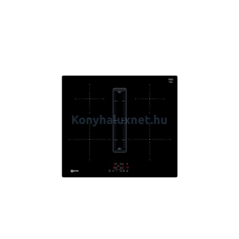 Neff T46CB4AX2 indukciós  főzőlap beépített páraelszívóval