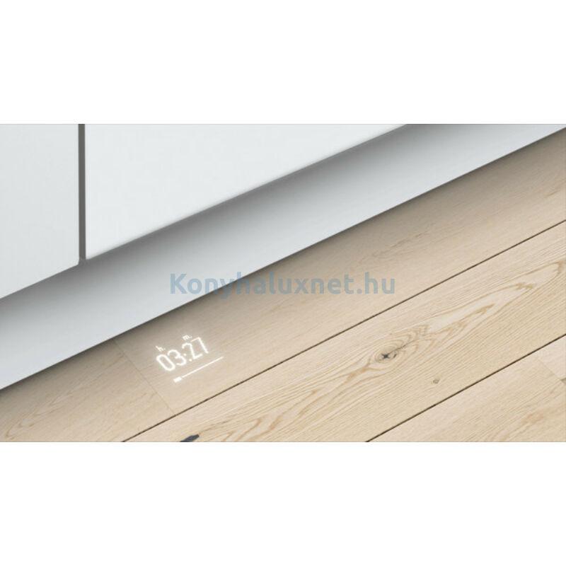 Neff S855EMX16E teljesen integrálható mosogatógép 45cm TimeLight