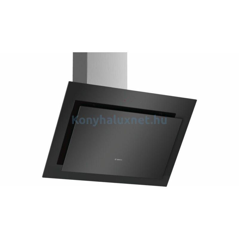 BOSCH DWK87CM60 Falra szerelhető páraelszívó Tiszta üveg fekete nyomással