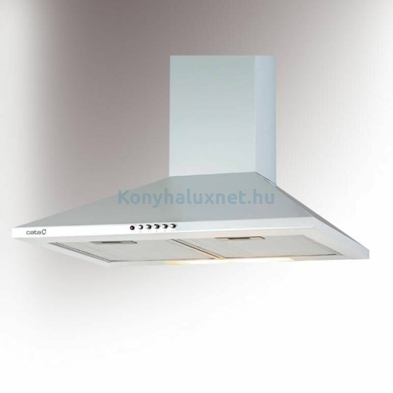 CATA Kürtős Páraelszívó V 500 WH/L Fehér LED