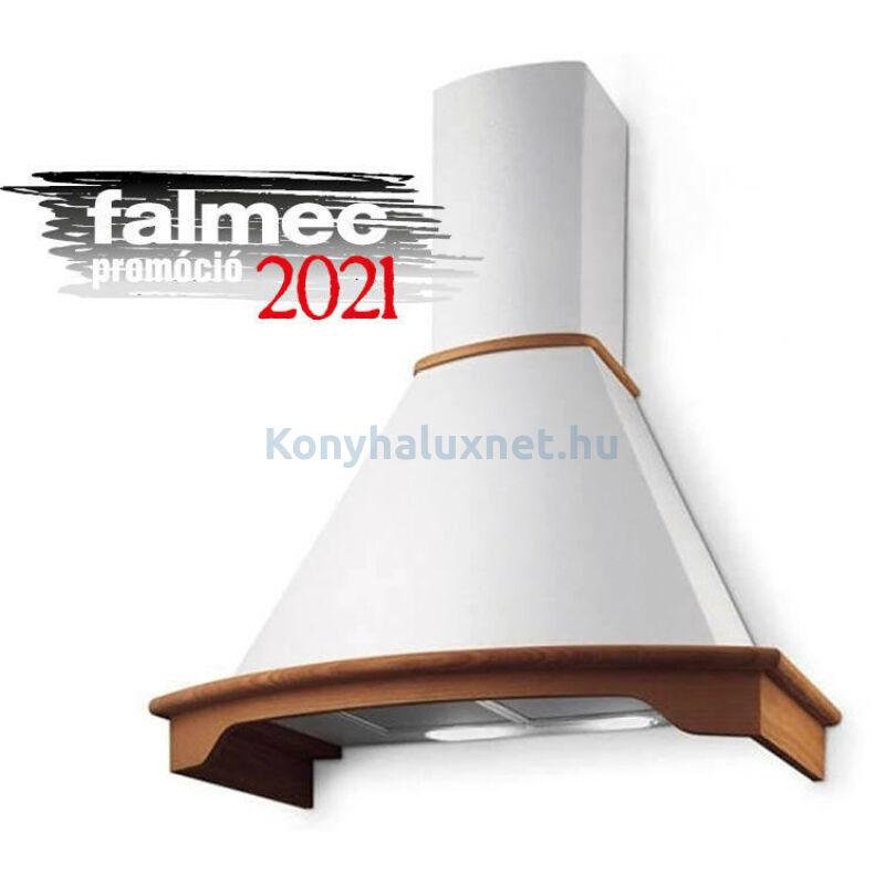 Falmec MIMOSA T600 fali páraelszívó natúr szegéllyel