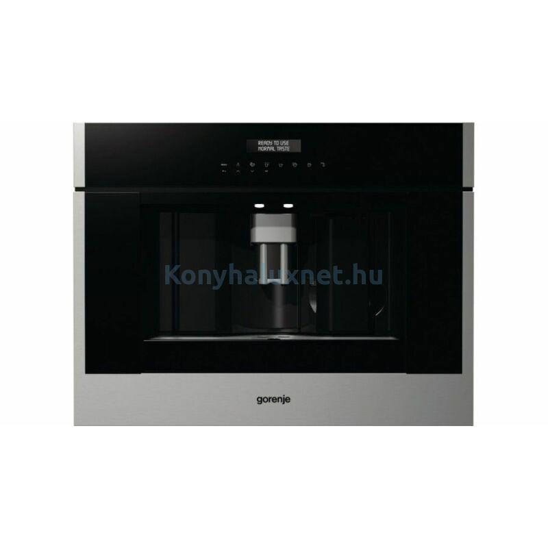 Gorenje CMA9200UX Beépíthető kávéfőzőgép