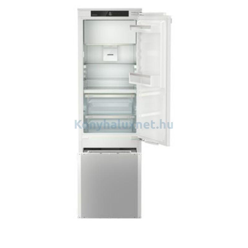 LIEBHERR IRCBf 5121 Plus Integrálható beépíthető hűtőszekrény pincerekesszel és BioFresh funkcióval