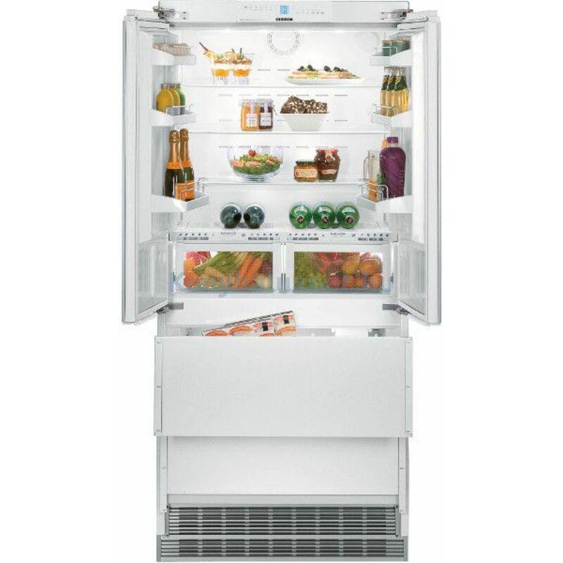 LIEBHERR ECBN 6256-22 Beépíthető Kombinált Hűtőszekrény