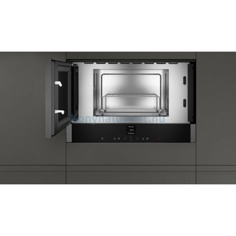 Neff C17GR00G0 N70 beépíthető mikrohullámú sütő