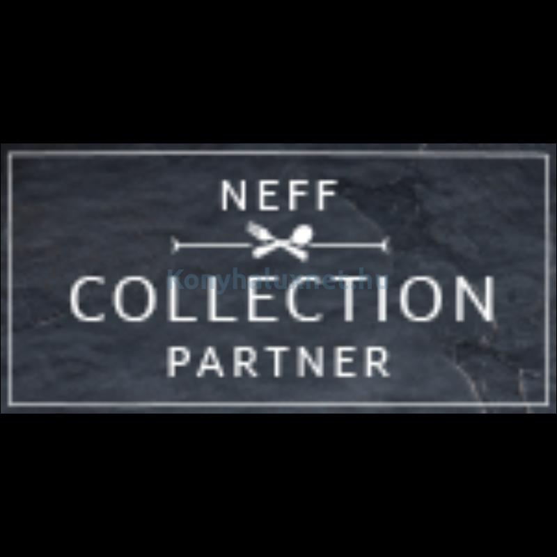 Neff C18FT28G0 N90 beépíthető kompakt gőzsütő  Neff Collectionn