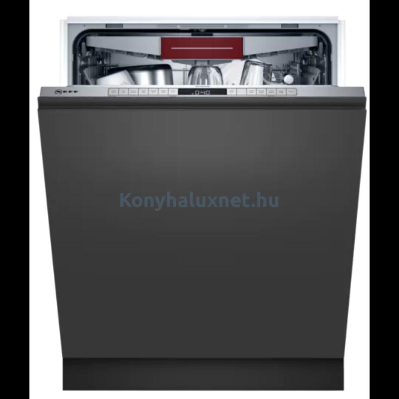 Neff S355HVX15E teljesen beépíthető mosogatógép Line