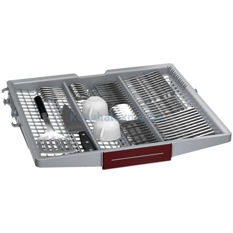 Neff S145HVS15E integrálható mosogatógép nemesacél