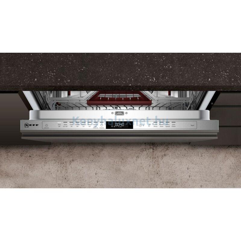 Neff S257ZCX35E  mosogatógép Zeolith szárítás  86,5cm magas