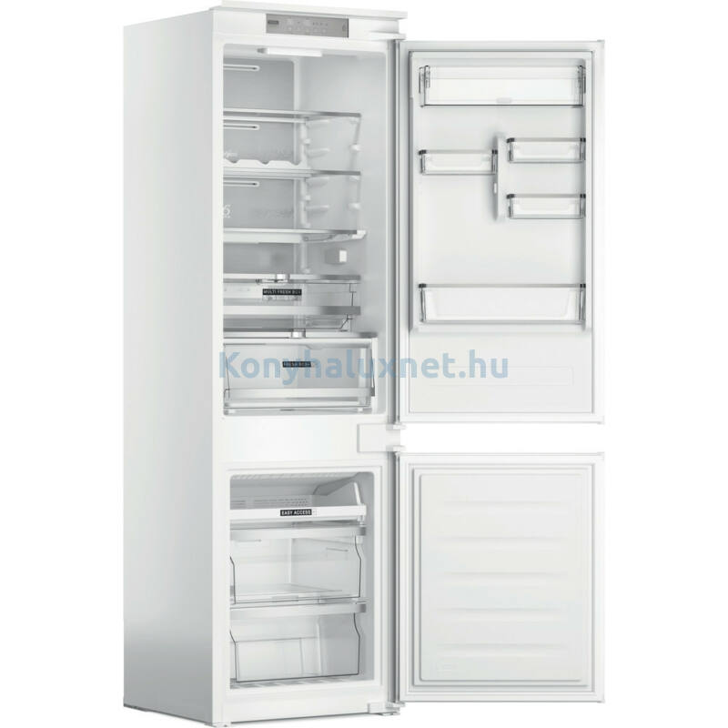 Whirlpool WHC18 T574 P Total No Frost beépíthető hűtőszekrény