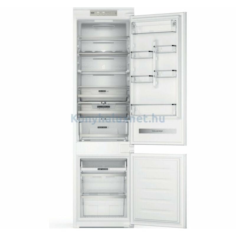 Whirlpool WHC20 T593 P Total No Frost beépíthető hűtőszekrény 194cm