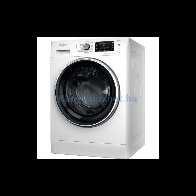 WHIRLPOOL W6X W845WB EE Prémium elöltöltős mosógép