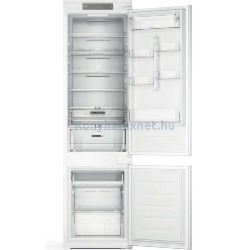Whirlpool WHC20 T352 Total No Frost beépíthető hűtőszekrény