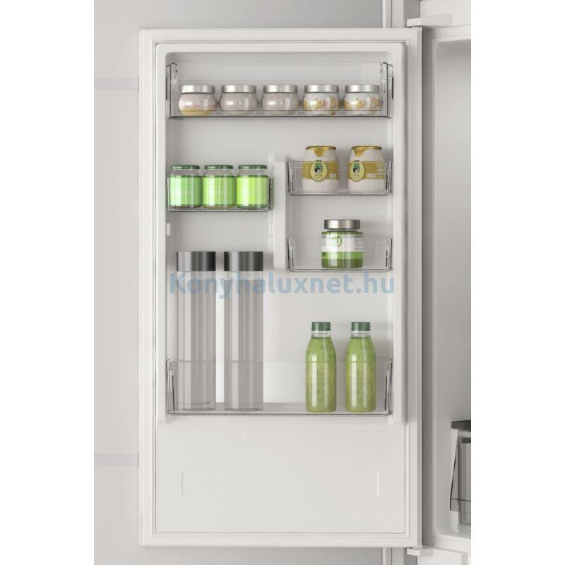 WHIRLPOOL WHC18 T341 Total No Frost Hűtőszekrény